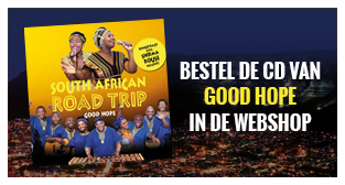 Bestel de CD South African Road Trip in de webshop